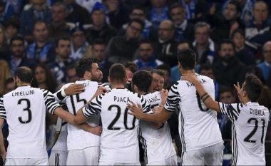 Juventusi ka një armë të fortë që e favorizon në Ligën e Kampionëve