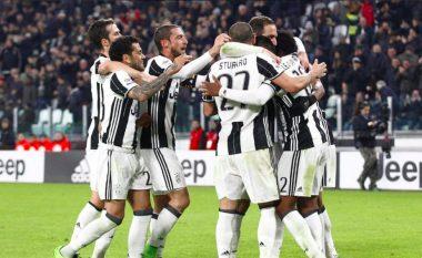 Juventusi me tre mungesa të rëndësishme ndaj Napolit