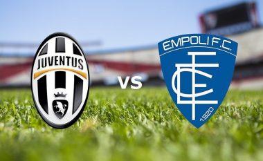 Formacionet zyrtare, Juventus – Empoli