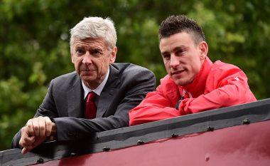 Koscielny: Dëshiroj që Wenger të qëndroj te Arsenali