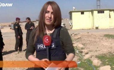 Gazetarja kurdë vritet në Mosul (Video)