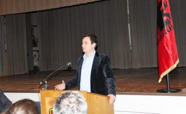 Kurti, mërgimtarëve: Të ushtroni më shumë ndikim politik te familjet në Kosovë