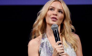 Minogue flet për herë parë rreth ndarjes prej të dashurit