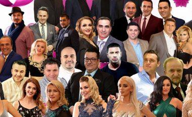 Program ekskluziv i 'Labias' me yjet e estradës shqiptare për TV Dukagjinin (Foto)