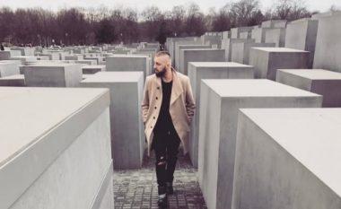 Majk bën homazhe te Memoriali i Hebrenjëve në Berlin (Foto)