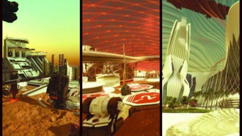 Sheiku i pasur e vizionar prezanton planin për popullimin e Planetit të Kuq (Foto)