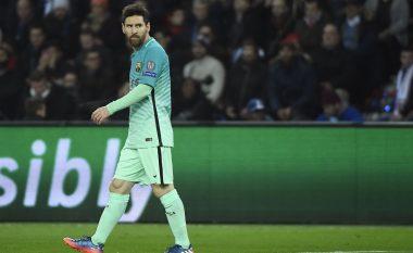 """""""Messi nuk ishte askund"""""""