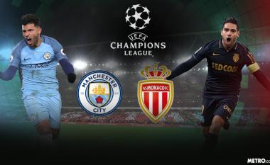 Formacionet e mundshme, Man City – Monaco