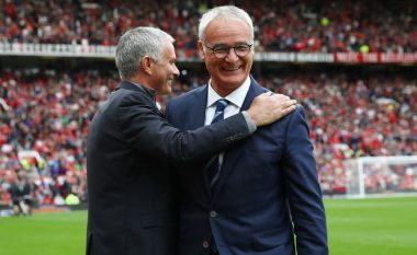 Mourinho reagon pas shkarkimit të Ranierit