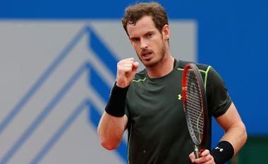 Andy Murray vazhdon kryesimin në ATP