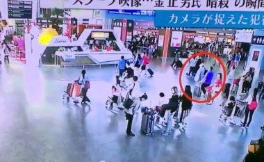 Publikohen xhirimet nga momenti i vrasjes së vëllait të Kim Jong-unit (Video)