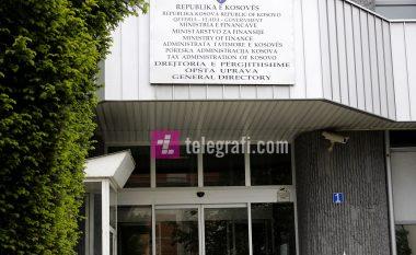 ATK mban sekret të dhënat për taksat e kosovarëve