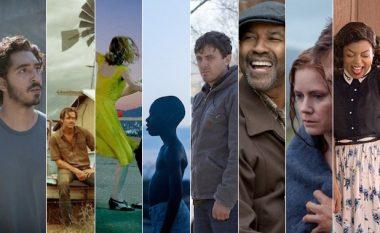 """Parashikimet e """"Maniakë t'Filmave"""" për OSCAR 2017"""
