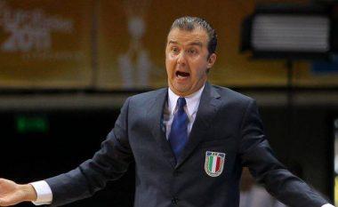 FBK-ja në bisedime me Simone Pianigianin për selektor të Kosovës në basketboll
