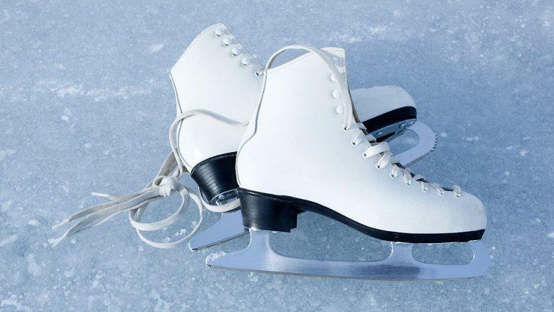 """""""Skopje on Ice"""", gara e parë historike në patinazh që mbahet në Maqedoni"""