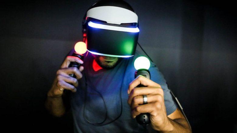 Sony lider i tregut, shet 900 mijë njësi të Playstation VR