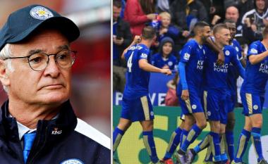 Ranieri u shkarkua pas ankesave të futbollistëve te bordi drejtues i klubit