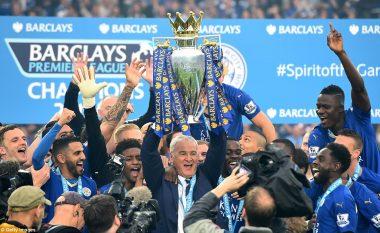 E papritur, Leicesteri largon trajnerin që ua fitoi titullin dhe i kaloi grupet e Ligës së Kampionëve