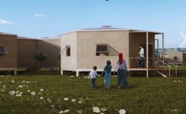 Këto shtëpi mund të zgjidhin krizën e refugjatëve – së paku kështu mendojnë disa arkitektë! (Video)
