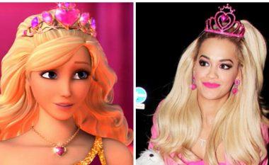 Ngjashmëria e pabesueshme e bukurosheve shqiptare me personazhet e Disneyt