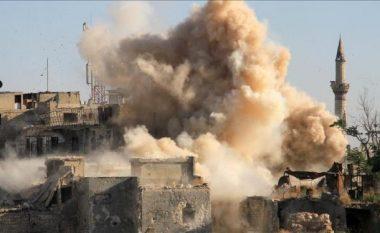 Siri, në sulmet ajrore vriten 13 civilë