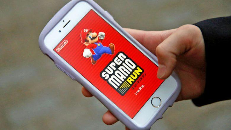 Super Mario Run ia sjell 53 milionë dollarë Nintendos për më pak se dy muaj