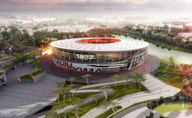 Roma merr dritën e gjelbër për ndërtimin e stadiumit modern (Foto)