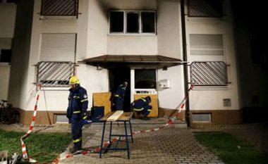 Zjarr në qendrën e azilkërkuesve, 20 të plagosur në Suedi