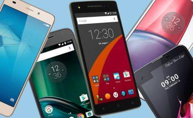 Top 10 telefonat më të lirë Android në tregun tonë aktualisht (nën 159 euro)!