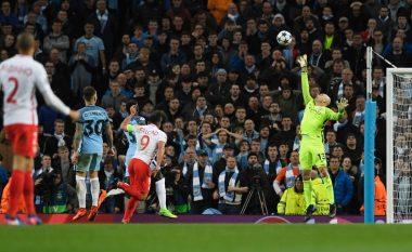 Manchester City–Monaco, futet në histori për numrin e golave