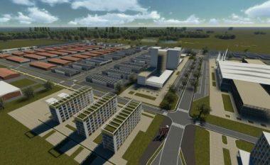 Jepet pëlqimi për Parkun Industrial në Viti
