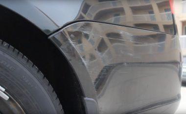 Keni gërvishtur veturën tuaj? Kështu mund ta riparoni, pa e dërguar tek mjeshtri! (Video)