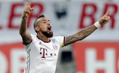 Vidal kalon Bayernin në epërsi (Video)