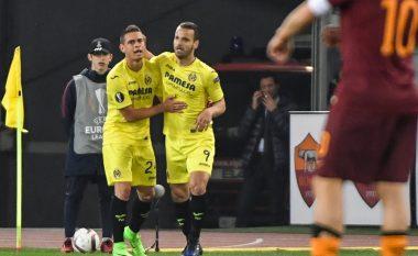 Roma humbet nga Villarreali, por kualifikohet tutje në Ligën e Evropës (Video)