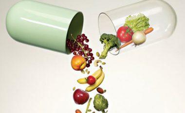 Në cilat ushqime gjenden vitaminat kryesore për organizmin?