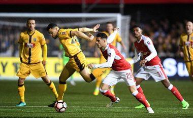 Sutton United 0-2 Arsenal: Notat e lojtarëve, Mustafi dhe Xhaka me paraqitje solide (Foto)