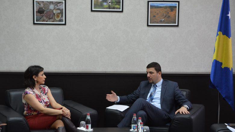 Ministri i Bujqësisë mbështet zhvillimin bujqësisë edhe në veri të Mitrovicës