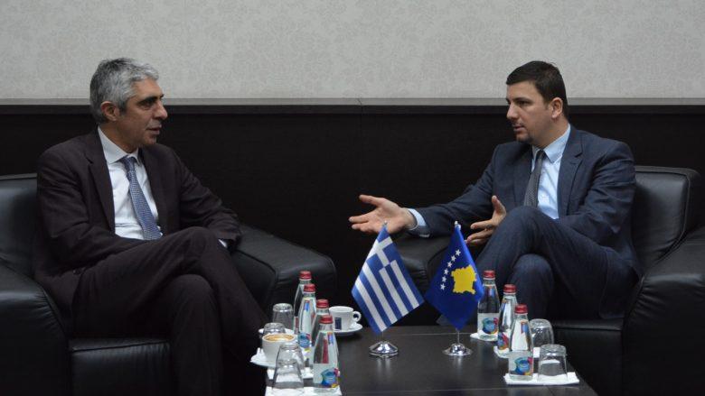 Kosova dhe Greqia të gatshme për bashkëpunim në fushën e bujqësisë
