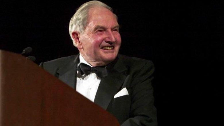 Kush është David Rockefeller dhe pasuria që zotëron?
