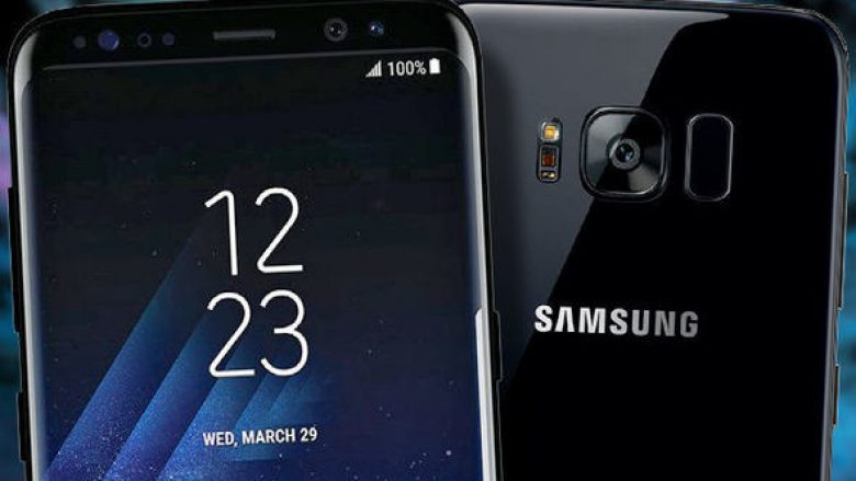 Samsung thyen rekorde të shitjeve me Galaxy S8