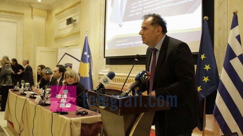 Kosova raport negativ tregtar me Greqinë