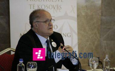 Kelmendi kërkon angazhimin e ambasadorëve për të sjell investitorë në Kosovë