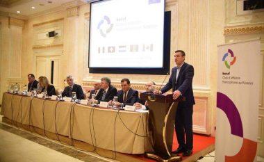 Veseli në klubin afarist frankofon: Kosova ofron perspektivë për kompanitë huaja