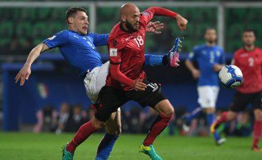 Vlerësimi i Kombëtares shqiptare pas humbjes nga Italia