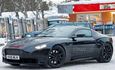 Aston Martin Vantage do të ketë vetëm këtë ngjashmëri me DB11 (Foto)