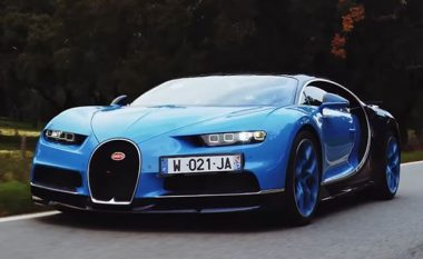 Bugatti Chiron i tre milionë dollarëve! (Video)