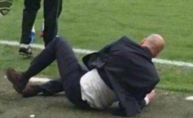 Kjo ju ka ikur të gjithëve - Zidane u turpërua në stadiumin San Mames, 'faji' i shkon stafit mjekësor të Realit (Foto)