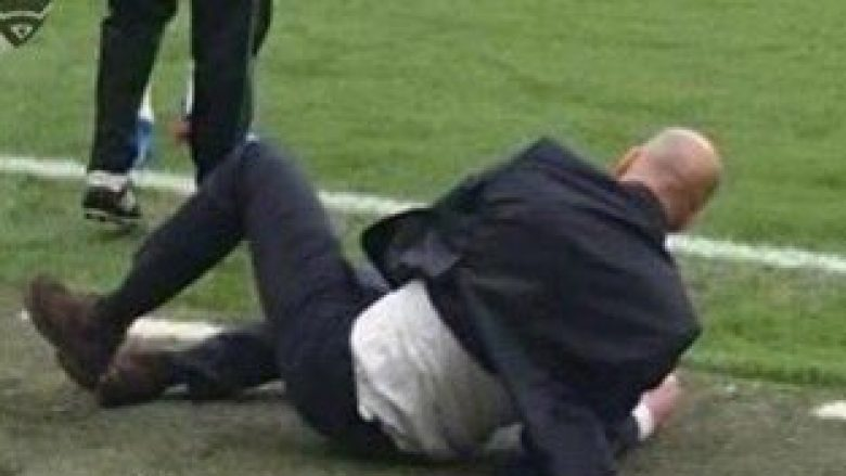 Kjo ju ka ikur të gjithëve – Zidane u turpërua në stadiumin San Mames, 'faji' i shkon stafit mjekësor të Realit (Foto)