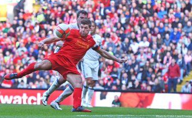 Pas dy asistimeve vjen dhe goli i Gerrardit dhe është magjik, Reali përgjigjet me dy gola të shpejtë (Video)