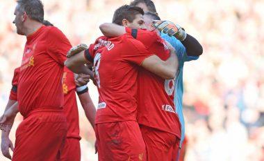 Legjendat e Liverpoolit u japin leksione falas atyre te Realit, shënojnë Aldridge dhe Fowler (Video)